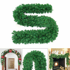 270cm x 25cm Imperial Pine Christmas Garland Decorations Tree Fireplace Green