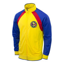 CLUB AMERICA TRACK JACKET  SOCCER  AUTHENTIC OFFICIAL RHINOX - NEW - SIZE S