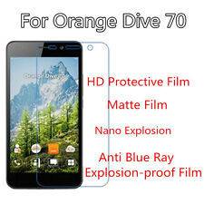 3pc For Orange Dive 70 High Clear/Matte/Nano Explosion/Anti Blue Ray Screen Film