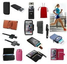 Sleeve Holster or Armband or Belt Clip for SAMSUNG GALAXY RUGBY PRO I547