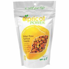 Apricot Power Bitter Raw Apricot Kernels Seeds - 32oz FREE SHIPPING