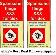 EXTRA STRONG SPANISH FLY 5ml libido enhancer pheromone sexual Girl aphrodisiac