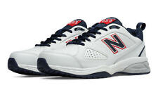 New Balance Men`s 623 Training Shoe White & Blue All Sizes New in Box 623v3