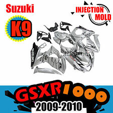 Bodywork Fairing kit for 2009-2010 Suzuki GSXR GSX-R 1000 K9 09-10 Injection ABS