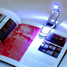 Bright clip on LED Book Light reading Booklight lamp bulb For Kindle KG