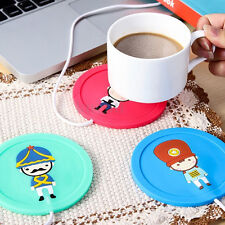 New Silicone USB Heater Warmer Heater Milk Tea Coffee Mug Drinks Beverage 5V Cup