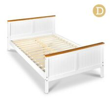 Pine Wood Double, King Single, Single & Queen Bed Frame