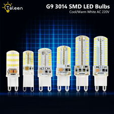 G9 LED 3014SMD Cool Warm White Corn Light Bulb For Home Office Exhibition 5/6/9W