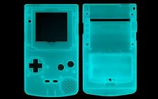 Game Boy Color [GBC] Replacement Case/Shell/Housing [Glow in the Dark, Green]