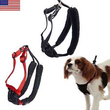 No Pull Control Straps Breathable Mesh Anti-Pull Puppy Dog Harness Vest Safety