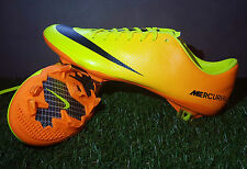NIKE MERCURIAL VAPOR IX FG YELLOW FOOTBALL BOOTS SOCCER CLEATS ACC