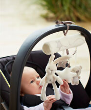 Baby Crib/Stroller/Cot/Buggy/Pram Car Seat Hanging Rattle soft Toy Free Shiping