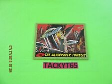 2012 TOPPS MARS ATTACKS HERITAGE GREEN BORDER SINGLE CARD(S)