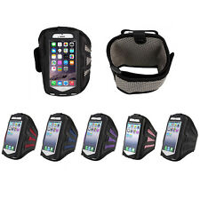"Running Biking Gym Mesh Armband Case Cover For Apple iPhone 6S Plus 5.5"" & 4.7"""
