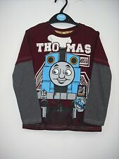 BNWT Boys Thomas the Tank Engine Top- moving eyes. Age 2-5 Years