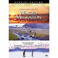 Winged Migration (DVD, 2005, Repackaged)