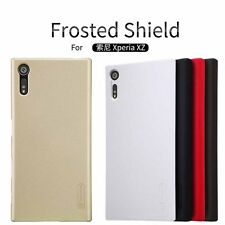 "Nillkin Super Frosted Shield Hard Case Cover For Sony Xperia XZ (5.2""inch)"