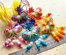 Good Luck Handmade Small Butterfly Chinese knot Home Decor Special Gift