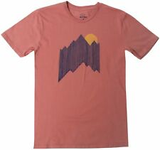Altru Apparel Mountain Lines Tee (Only Size M & XL)