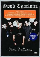 Good Charlotte Video Collection 2003 Sealed DVD