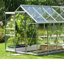 Clear Greenhouse Acrylic Polycarbonate Shed Panes Perspex Glass Plastic Panels