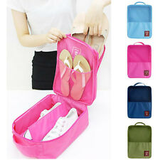 New Waterproof Travel Shoes Bag Case Shoe Organizer Keeper Storage 3 Layers Case