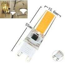 5~10pcs G9 COB 2508 110/220V Led Dimmable bulb 5W White/Warm Silicone Light Lamp