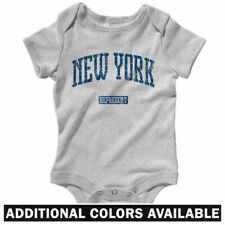 New York Represent One Piece - Baby Infant Creeper Romper NB-24M - Gift City NYC