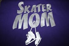 Gildan Stadium Sweatshirt Fleece Blanket Throw Skater Mom Gift, NEW,Ice Skating