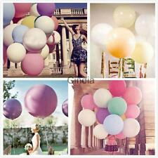 "10Pcs 36"" Inch Birthday Wedding Party Decor Latex Helium Quality Balloons New"