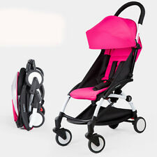 mini Baby Stroller Travel system portable Lightweight Pushchair infant carriage