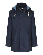 Peregrine Men's Made in England Lingmoor Hooded Jacket - Carlyle Navy