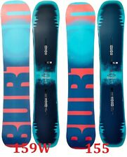 Men's 2017 BURTON Process Flying V Snowboard 155cm OR 159Wcm All Mountain Board