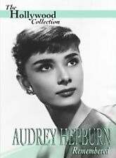 The Hollywood Collection: Audrey Hepburn Remembered DVD