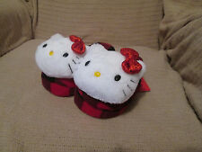 NEW Girls Hello Kitty Slippers, Size 11/12,& 13/1 -2 Styles & Colors,NEWSlip On
