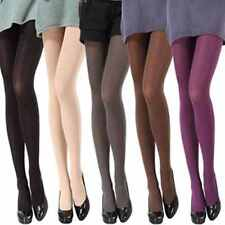 Womens Opaque Footed Tights Fashion Sexy Pantyhose Stockings Sock Thick Velvet ❀