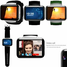 """2.2"""" Bluetooth Smart Watch Phone WIFI 3G SIM GPS GSM Pedometer For Android & iOS"""