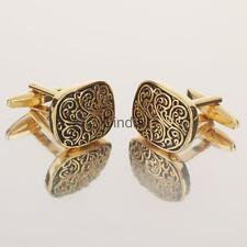 Luxury Cufflinks Mens Roman Totem Cuff Link Wedding Party Gifts