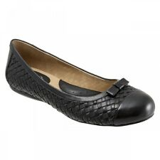 Softwalk Naperville - Leather Ballet Flat - All Colors - All Sizes