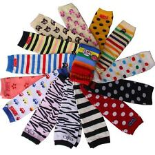 New Kids Toddlers Soft Zebra Stripes Leggings Leg Warmers Socks for Age 0-6Y