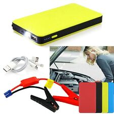 12V 20000mAh Car Jump Starter Power Booster Battery Charger KG