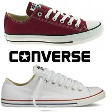 Converse Chuck Taylor All Star Unisex Low Canvas Trainers Sneaker Shoes