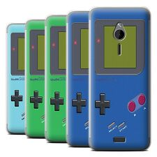 STUFF4 Back Case/Cover/Skin for Nokia 230/Video Gamer/Gameboy