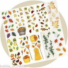 Creative Memories Studio Sticker MAINLY LEAVES Choice of Sticker