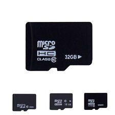 Mini 8GB 16GB 32GB Micro SD High-speed TF Memory Card For cell Phone + Adapter