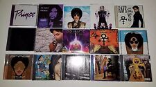 PRINCE 20 CD LOT - FUNK, POP, SOUL, ROCK