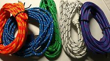 5X 10ft BRAIDED USB Charger Cable for iPhone 6 Plus 5  6  7+ MIXED COLORS!