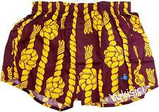 Vivienne Westwood Men Japan Underwear Boxer Rope w/Orb Embroidered-M/L-Burgundy