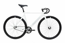 Fabric Bike Air+ bicycle fixie white, gear fixed, frame aluminium, 8.3 kg apr
