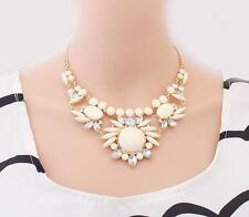 Statement Mixed Crystal Bib Hot Womens 1 Pcs Bubble Jewelry​ Necklace Choker